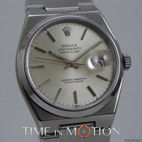 Rolex Datejust Homme Occasion