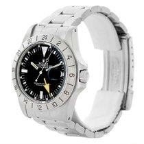 ロレックス (Rolex) Explorer Ii Steve Mcqueen Vintage Steel Watch 1655
