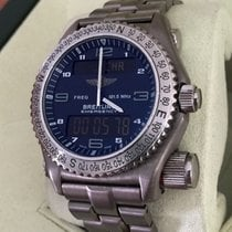 Breitling Emergency Mission Titanium Super-Quartz 43mm (Full...
