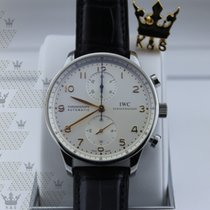 IWC IW371445 Portugieser Automatic Chronograph Mens Watch