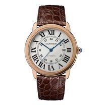 Cartier Ronde Solo  Ladies Watch Ref W2RN0008