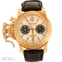 Graham Chronofighter 2CFAR.S02AD54B Papers 2004 limited