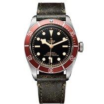 Tudor Black Bay Heritage 79230R Leather NEW MODEL