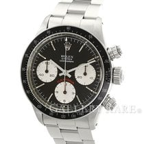 "롤렉스 (Rolex) Cosmograph Daytona Hand-winding Steel 37MM ""60..."