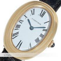 Cartier Ellipse Gelbgold
