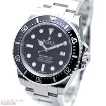 Rolex SeaDweller 4000 Ref-116600 Stainless Steel Box Papers...