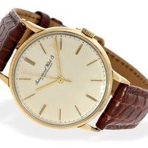 IWC Wristwatch: fine IWC gentlemen's watch with centre...