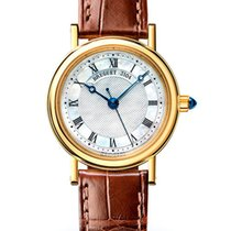 Breguet Brequet Classique 8067 18K Yellow Gold Ladies Watch