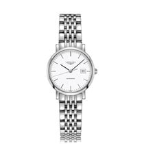 Longines Elegant Automatic Stainless Steel Ladies Watch L43104126