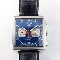 TAG Heuer Monaco Steve McQueen CW2113 blue