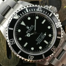 Rolex Submariner No Date 4 Line Dial Unpolished Like New