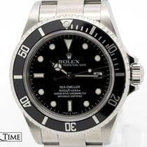 Rolex Sea Dweller 16600 - full set plus 2014 Rolex service