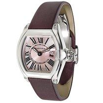 Cartier Roadster 2675 Women's Watch in Stainless Steel