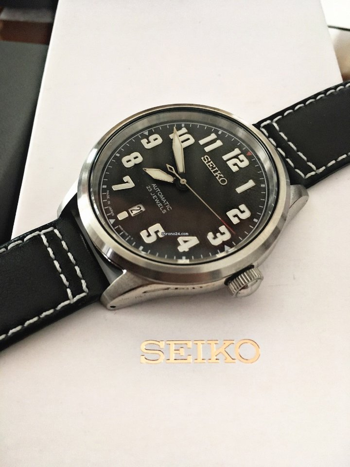 new arrival 921cc 98a36 Seiko Pilot SCVE045 295/300 Limited Edition -NEW-
