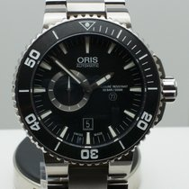 Oris Aquis Small Second, Date B&P