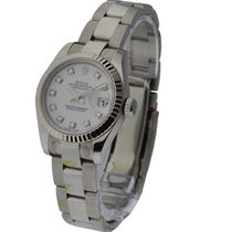 Rolex Used 179174_used_MOP_DD Ladys Steel DATEJUST with Oyster...