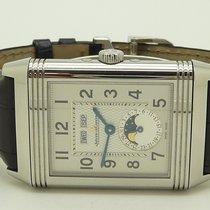 예거 르쿨트르 (Jaeger-LeCoultre) S.Steel Grande Reverso Calendar...