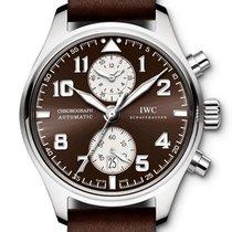 IWC Pilot's Watch Chronograph Edition Antoine De Saint...