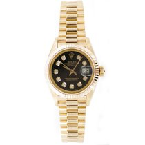 Rolex President Ladies Perfect New Condition Model 69178 In...