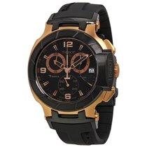Tissot Men's T0484172705706 T-Sport T-Race Chronograph Watch