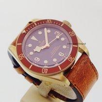 Tudor Black Bay Bronze LC 100 unworn box and papers VAT