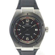 IWC Ingénieur Ceramic 3234 black dial with box