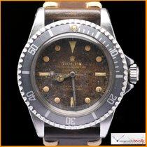Rolex Submariner Ref 5513 Tropical Dial Original Rare