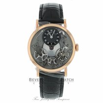 Breguet Traditional Manual Wind 37mm 18k Rose Gold