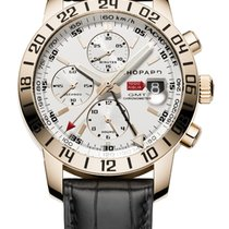 Chopard Mille Miglia GMT Chrono 18K Rose Gold Men's Watch