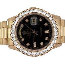 Rolex 18K Mens Rose Gold Rolex President Day-Date 36MM 18038...