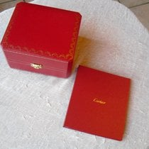 Cartier Uhrenbox + Booklet