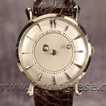 Jaeger-LeCoultre Galaxy Mystery Dial Vintage 14 Kt. Solid Gold...