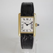 Cartier Tank Damen 750er Gold