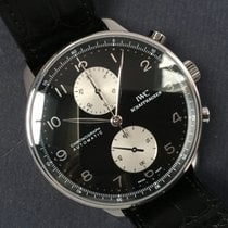 """IWC 2004 Portugaise 3714 """"zimmer"""" Box And Papers"""