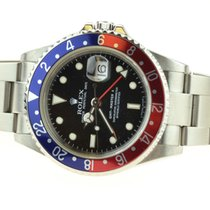 Rolex gmt master stick dial