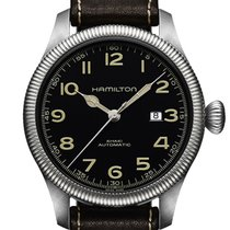 Hamilton Men's H60515533 Khaki Field Pioneer Auto Watch