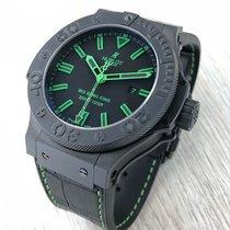 Hublot Big Bang All Black Green