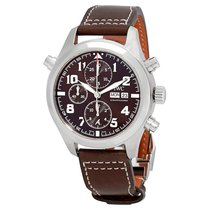 IWC Pilot Double Chronograph Automatic Men's Watch