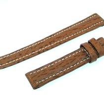 Breitling Band 15mm Hai Braun Brown Shark Strap Correa Für...