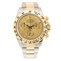 勞力士 (Rolex) Daytona Gold And Steel Gold Automatic 116503CH_O