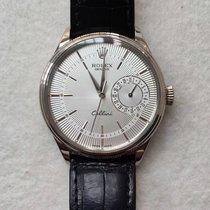 Rolex Cellini Date 50519 White