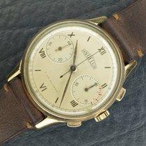 Angelus Chronograph solid 18k gold