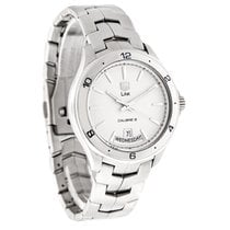 TAG Heuer Link Mens Day/Date Swiss Automatic Watch WAT2011.BA0951