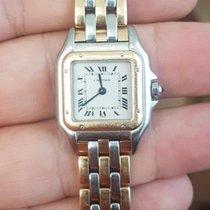Cartier Panthère Gold Steel Quartz Lady 1057917