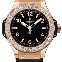 Hublot 361.PX.1280.RX.1104 Big Bang 38mm in Rose Gold with...