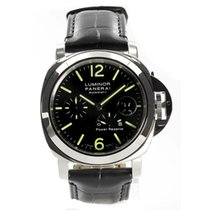 Panerai LUMINOR POWER RESERVE AUTOMATIC ACCIAI PAM00090