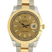 勞力士 (Rolex) Datejust II 116333 In Acciaio E Oro Giallo, 41mm
