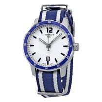 Tissot T0954101703701 Men's Quickster Silver Dial Watch