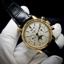 Patek Philippe Cronografo Calendario Perpetuo Fasi luna in oro...