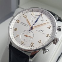 IWC Cally - IW371445 Portuguese Chronograph Automatic [New]